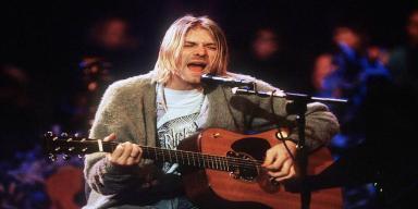 gitar cobain