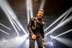 Papa Roach Sibuk Menggarap Album Baru di Tengah Pandemi