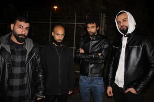 Band Metal Cadas dari Timur Tengah