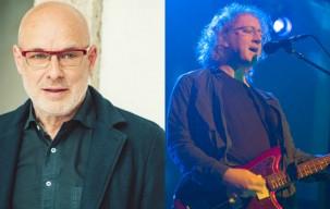Brian Eno Dan Kevin Shields Rilis 'Single' Kolaborasi