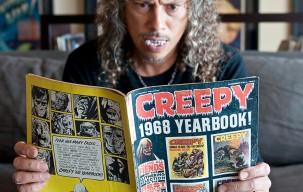 Kirk Hammett 'Metallica' Rilis Vinyl Figure Eksklusif di Comic-Con 2015