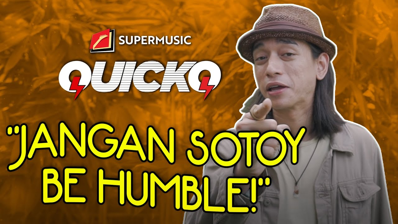 "QuickQ Eps. 17 - Fauzan Lubis ""Jangan Sotoy Be Humble!"""