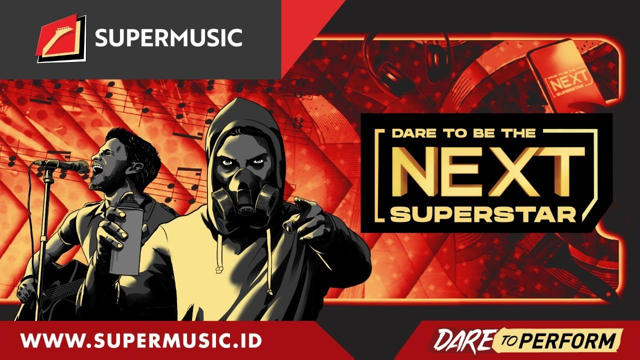 DARE TO BE THE NEXT SUPERSTAR - LIVE JUDGING SHOW
