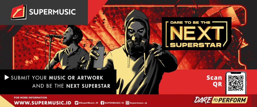 Dare To Be The Next Superstar