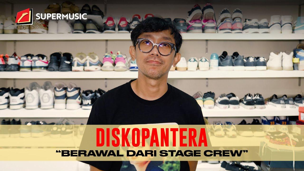 """SUPERMUSIC - Diskopantera """"Berawal Dari Stage Crew"""""""
