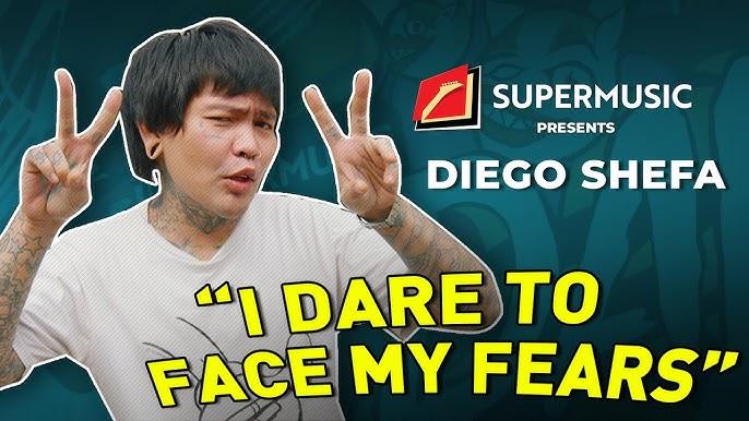 "SUPERMUSIC – Diego Shefa ""I Dare To Face My Fears"""