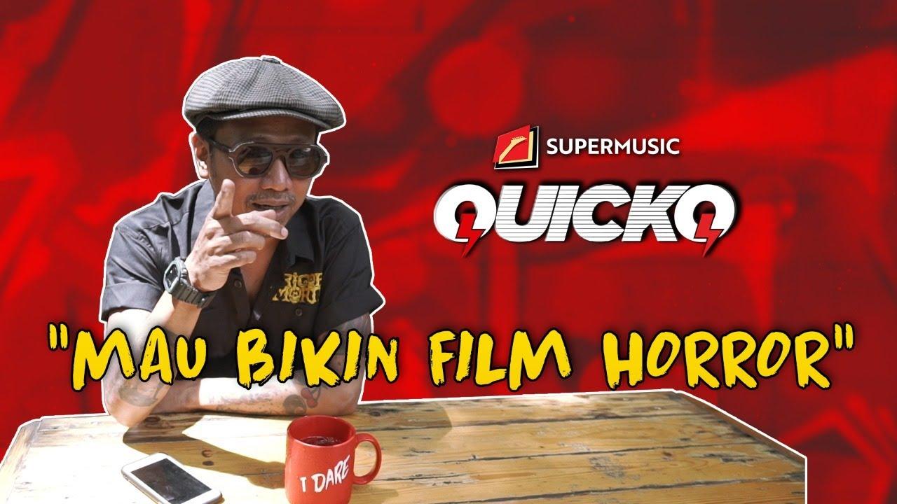 "QuickQ Eps. 19 - Buluk ""Mau Bikin Film Horror"""